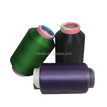 Manufacturer High Quality B2B Order Specialized Acrylic Rayon Filament Yarn 50D and Polyester Yarn 100D/96F