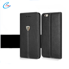 Factory supply top sale mobile phone leather case for iphone 7 for promotion