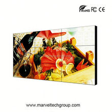 Narrow bezel digital hdmi/dvi/vga/av/ypbpr lcd video wall with rs232 ip control