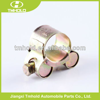 metal steel powful small cable clamps for tubing automobile