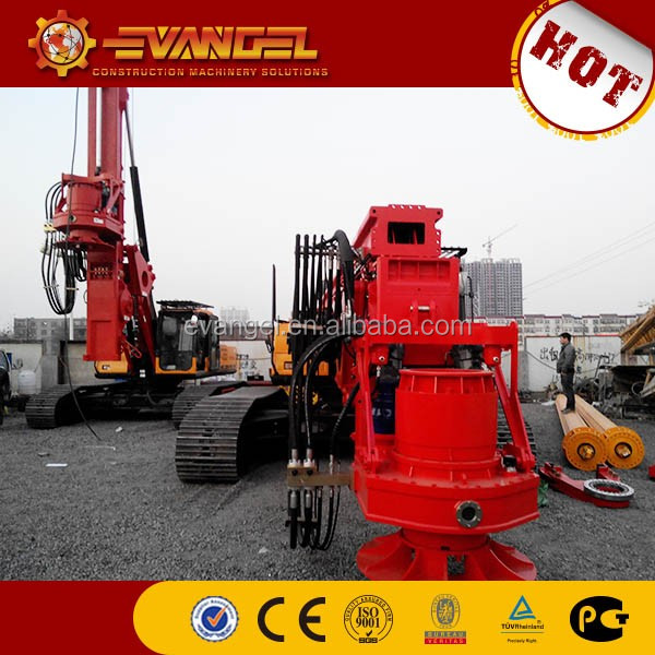 China TOP SANY Best Selling SR265C10 earth drilling equipment rotary drilling rig