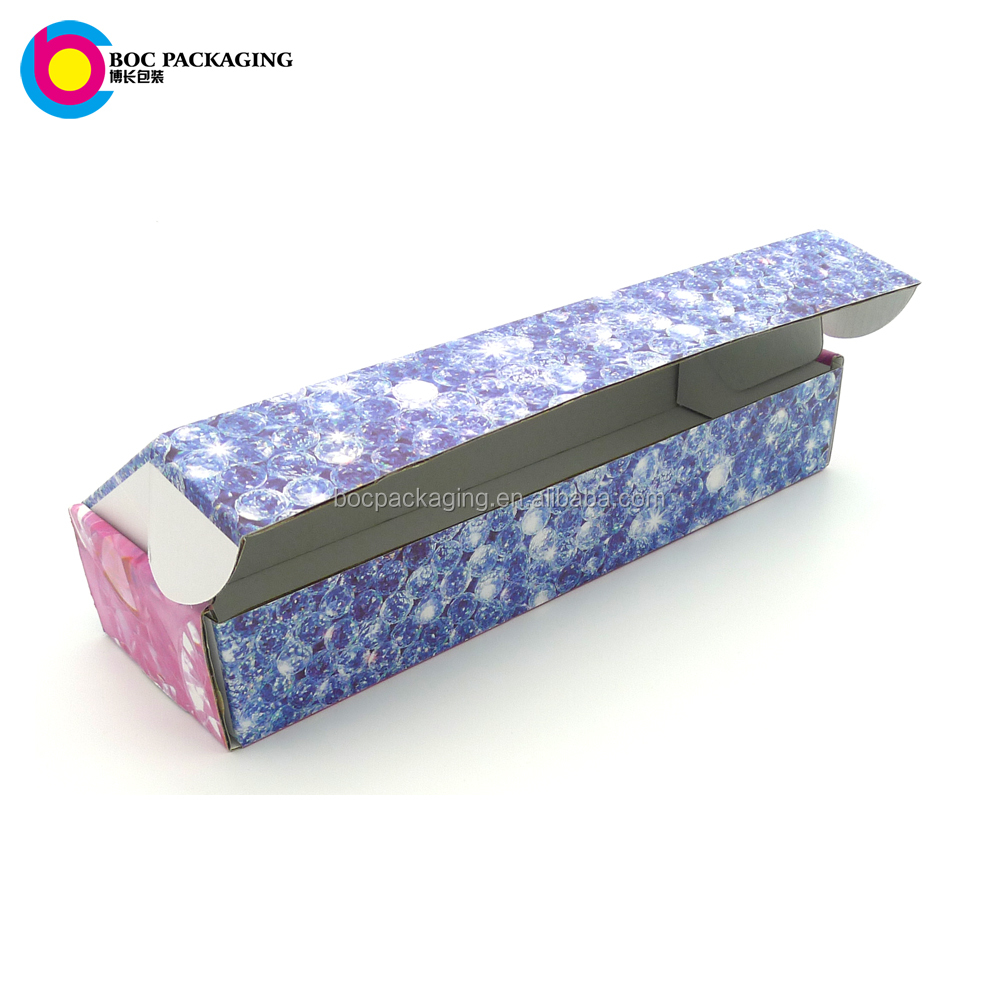 PRINTED CORRUGATED MAILER MAILING PACKAGING SHIPPING BOX