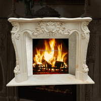 Bioethanol fireplace, Fireplace Kits Indoor, Electric Marble Fireplace No Heat