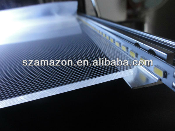 acrylic LED Light Guide Panel