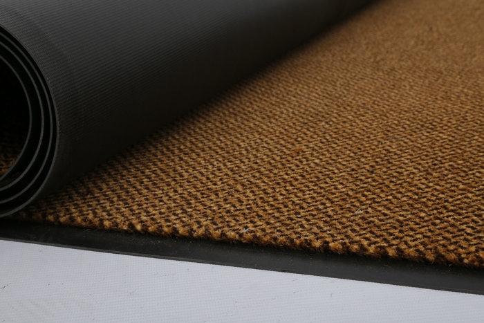 Buena solidez del color caucho inferior nylon oficina for Alfombras buenas