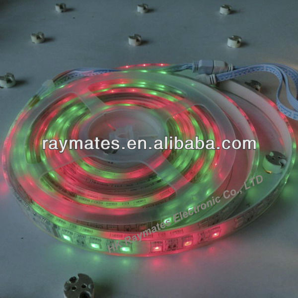 12v led strip 5050 54pcs chase color