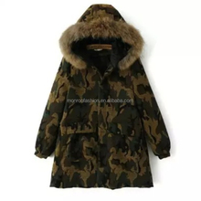 monroo fashion military design women winter ladies coats pictures