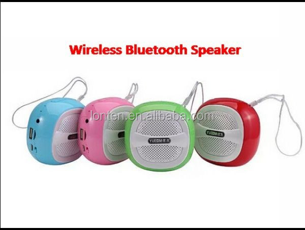 2014 new arrival mini speaker YM-<strong>Q10</strong> outside sport bluetooth super bass portable speaker 1pc free ship