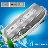 700mA 140-210V 147W waterproof constant current dimmable led driver