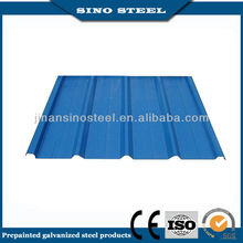 Pioneering different color PVC roof sheet/roofing product