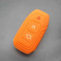 Alibaba recommend top quality low price silicone car key case for ford focus with candy colors