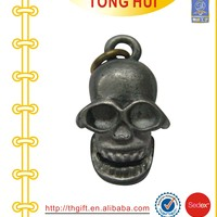 Metal Crafts With 3D Skull Head