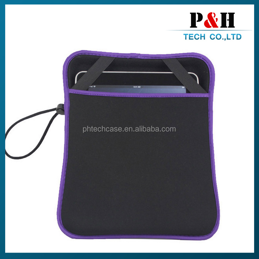 Factory Price Fashion Neoprene Pouch for iPad Neoprene Fashion Laptop Bag