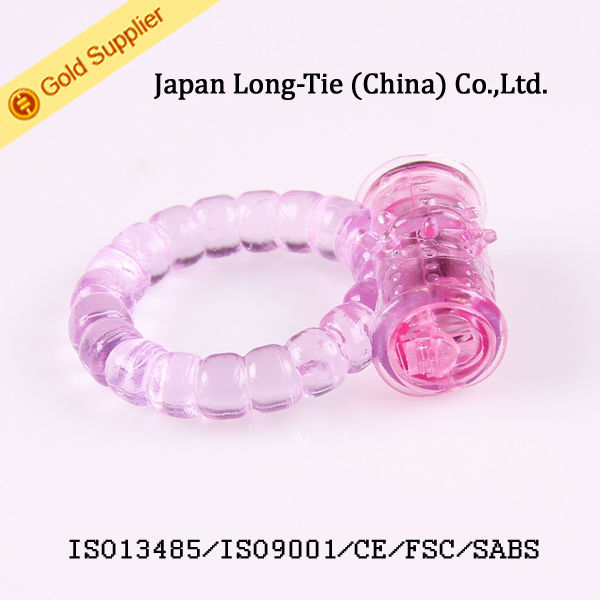 Non- Piercing Vibrating Penis Ring, Cock Ring