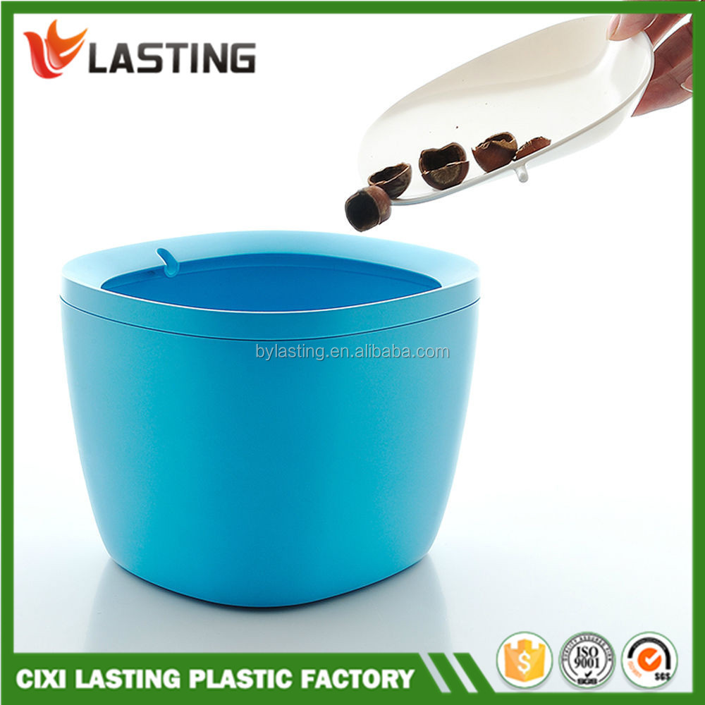 Mini Table Desk Dustbin Trash Waste Container Rubbish Bin