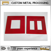 power enameling metal cnc laser cutting,price for structural steel fabrication