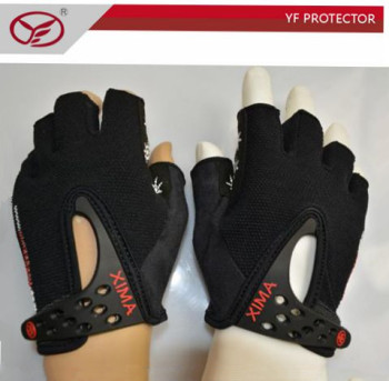 2014 Best LEATHER GLOVE Men's Women's Cycling Biking gloves