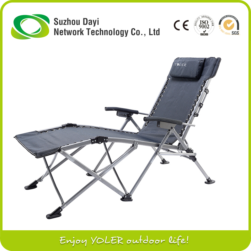 Yoler Luxury Folding Camping Chair Zero Gravity Chair