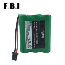 NI-MH AA 3.6V 1500mAh battery