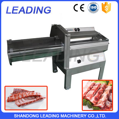 Automatic machine of cutting fish fillet