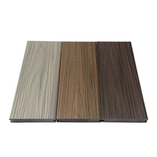 Outdoor patio coextrusion decking waterproof materials wpc