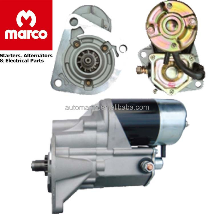 Cheap electric motors 24v DENSO Starter for 028000-9140 028000-9142 EH700 2013-006RS 2019-012RS 28100-1090C 28100-1442