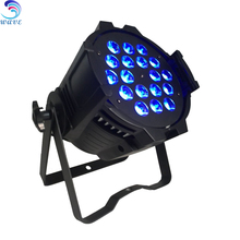Guangzhou Stage Lighting Cheapest 18*18w Rgbwauv Color 6in1 Led Par Light