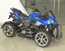China EEC 250cc 4 wheeler Racing Motorcycle for sale