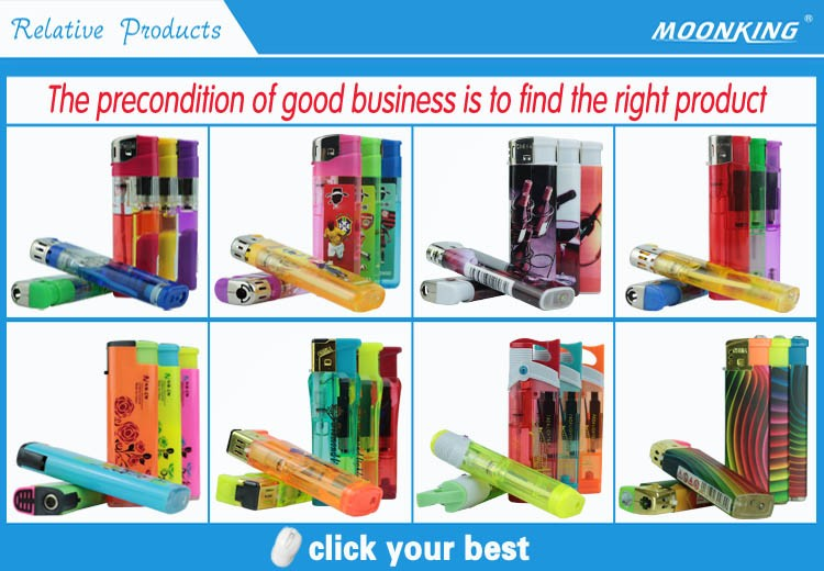 Bulk wholesale factory direct sale cool lighter cover ladies cigarette lighter