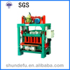 Low Price QTY4-20 Hydraform Concrete Hollow Block Making Machine/Automatic Large Brick Making Machine