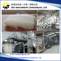 SNTLRV15 Big Industrial Rice Vermicelli Extruder Machine/ Thin Rice Vermicelli Noodle Making Machine