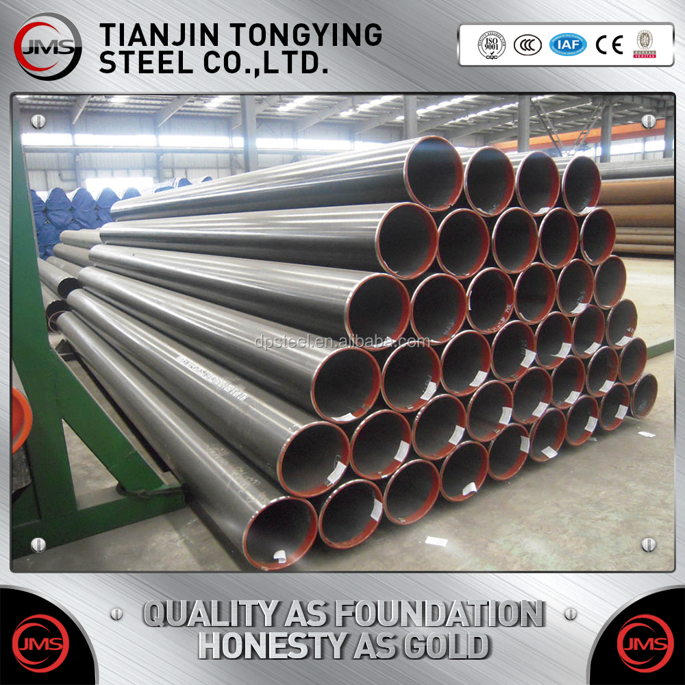 factory supply best brand longitudinal welded pipe,hot sale SSAW