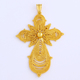 Brand New Quality Assured Jewelry Gold Plated Pendant For Gift