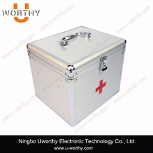 2015 hot sale tool box for quadcopter/aluminum multifunctional storage case