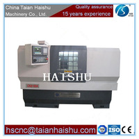 CK6180A wheel repair cnc lathe machine tool with touch probe digitising and CE
