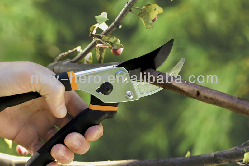 Traditional Bypass Pruning Shears