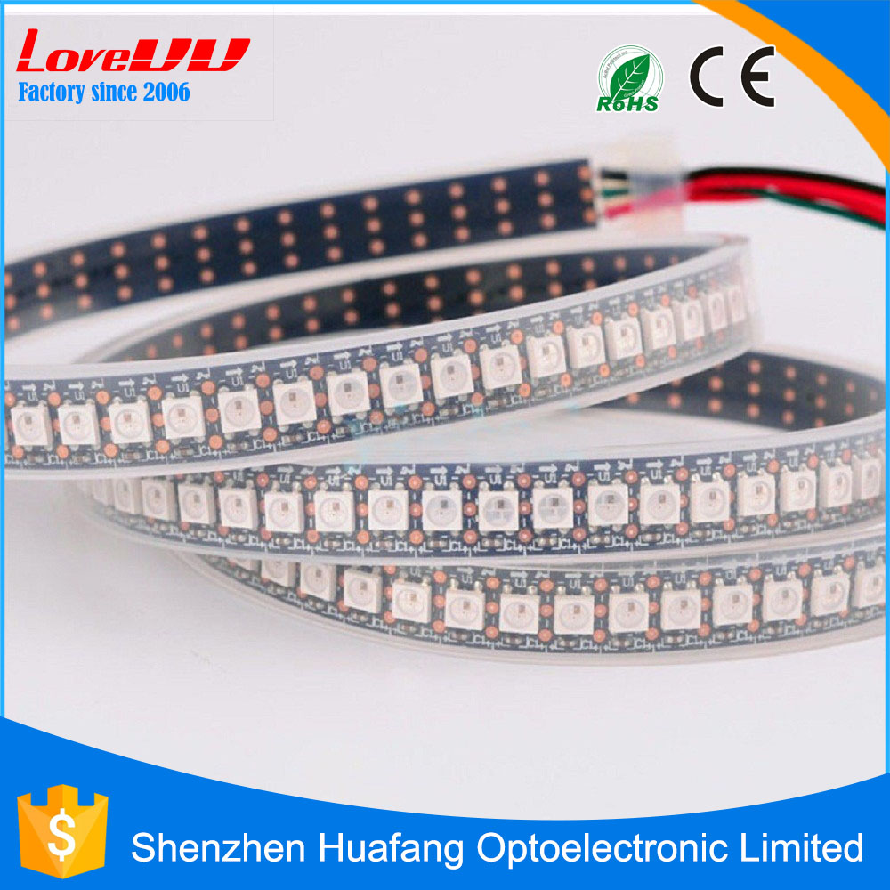 5050 rgb 1m 2m 3m ws2812b led strip,ws2812b