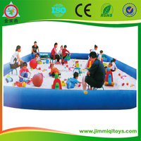 Inflatable Toy, Infaltable Water Slide, Big Water Slide with Pool JMQ-J116F