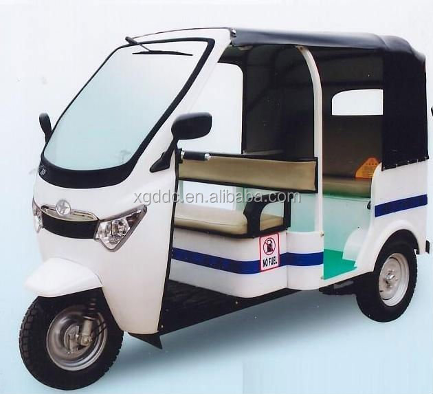 Electric Battery Auto Rickshaw,3 wheel electric tricycle