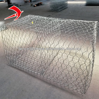 China gabion box supplier / gabion basket wire mesh / stainless steel gabion mesh