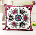 2017 New Embroidery Decoration Cushion Case