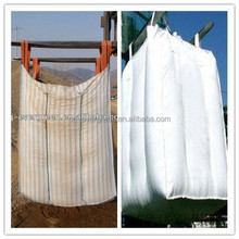 FIBC container bag, flexable container liner bag with baffles, bulk bag 1000kg.