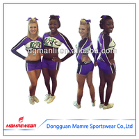 Newest Varsity Cheer Uniforms Cheerleading Apparel for Ladies