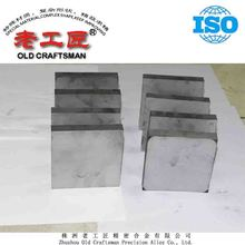 Tungsten cemented carbide wire drawing plate for wood cutting
