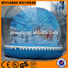 New Arrival Top Quality Transparent PVC Christmas Giant Inflatable Snow Globe