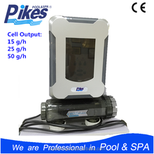 Pikes High Quality Swimming Pool Disinfection System Automatic Salt chlorinator