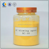 Ac blowing agent for EVA/PE/PVC/NR/EPDM