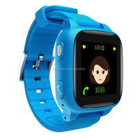 Ibaby waterproof IP6.7 gps watch phone kids wrist watch children watch device with sim card