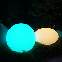 DongGuan PowerBeauty RGB SMD LED color changing glow in dark golf balls