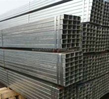 steel square pipe/tube